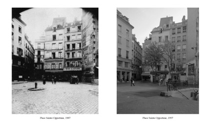 Place Sainte-Opportune, 1907/1997